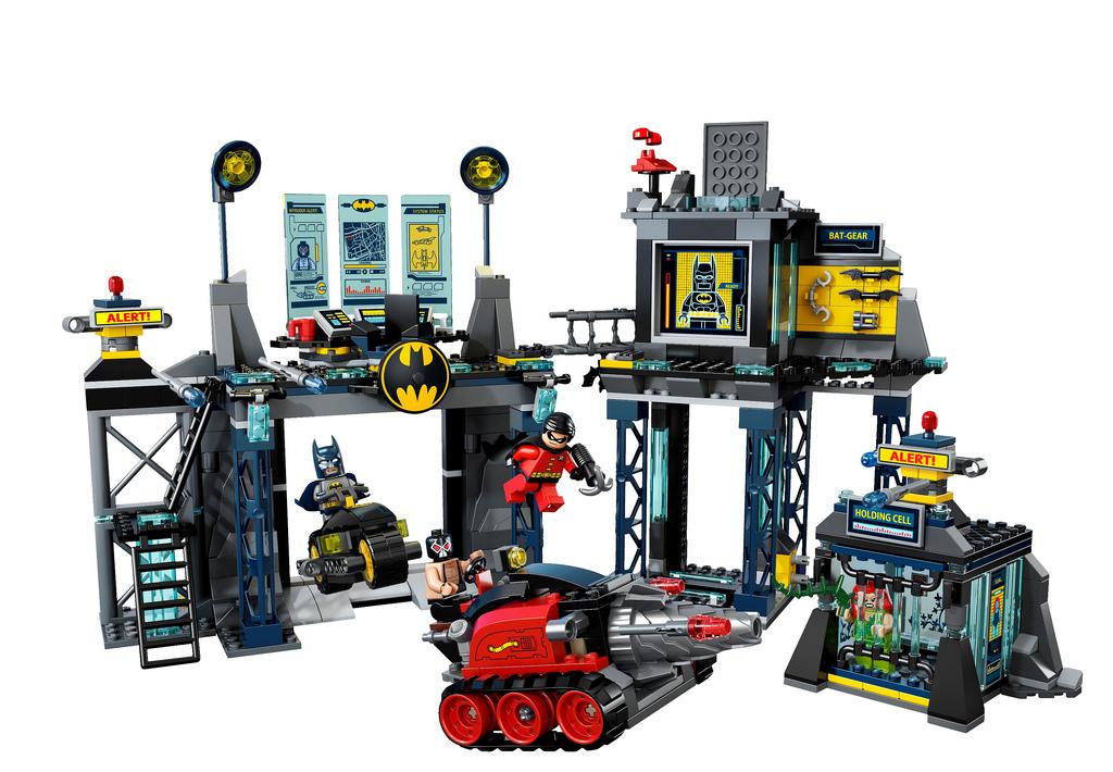 Lego Batcave 2012 – (Set 6860) Lego Super Heroes