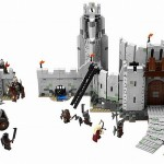 Lego Battle Of Helm's Deep 9474 Lord Of The Rings