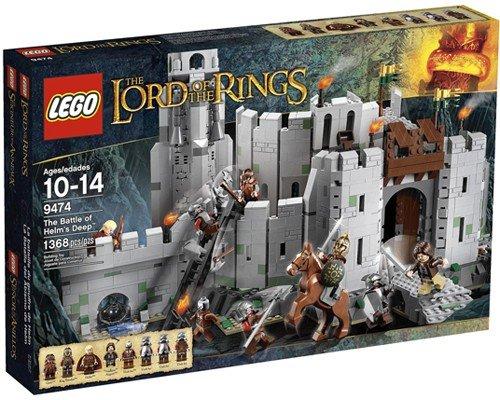 Lego Battle Of Helm's Deep