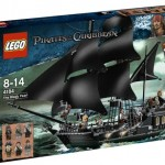 Lego Black Pearl Box