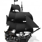 Lego Black Pearl Sailing