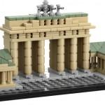 Lego Brandenburg Gate 21011