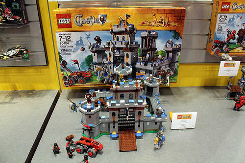 Lego Castle Kings Castle