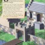 Lego Castle Mystery Book Page 1