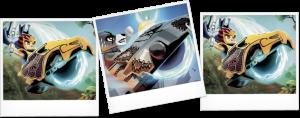 Lego Chima Speedorz