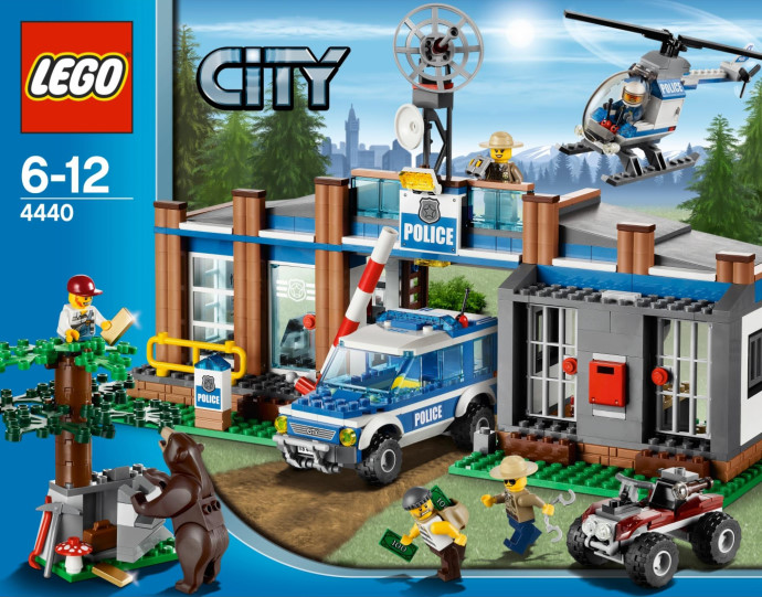 lego city 2012 set images and details. Black Bedroom Furniture Sets. Home Design Ideas