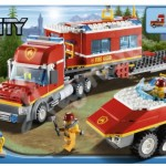 Lego City 2012 Mobile Command Center