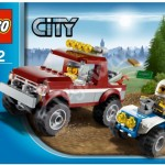 Lego City 2012 Police Pursuit