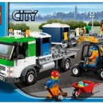 Lego City 2012 Recycling Truck