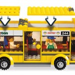 Lego City Corner Bus