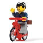 Lego City Corner Cyclist