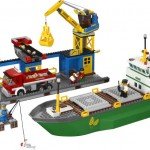 Lego City Harbor 2011