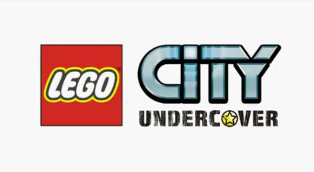 Lego City Undercover Logo