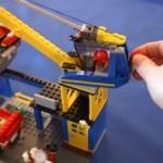 Lego Crane Winch