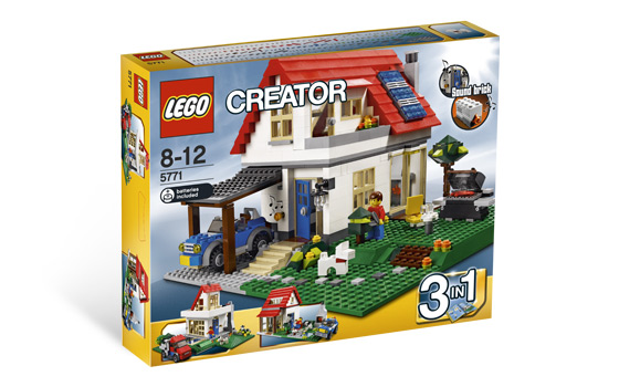 Lego Creator – Set Guide, News And Reviews