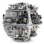 Lego Death Star 10188 180 degree view