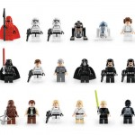 Lego Death Star 10188 Minifigures