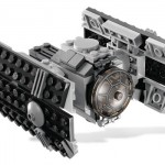 Lego Death Star 10188 Tie Fighter
