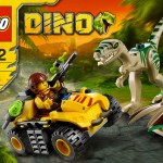 Lego Dino Ambush Attack 5882 Box