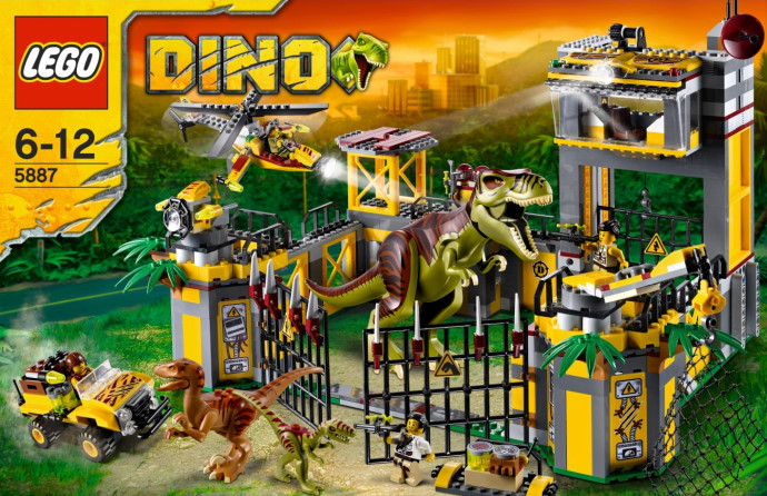Lego Dino – Set Guide, News And Reviews
