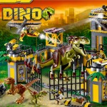 Lego Dino Dino Defense HQ 5887 Box