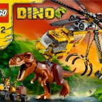 Lego Dino T-Rex Hunter 5886 Box
