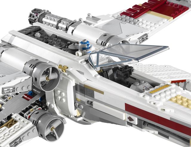 Lego UCS X-Wing 10240 Func A
