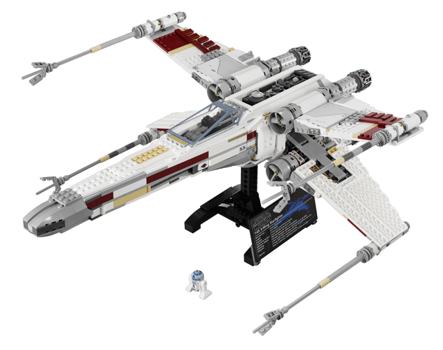 Lego UCS X-Wing 10240 Top A