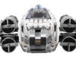 Lego UCS X-Wing 10240 Back