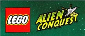 Alien Conquest Lego