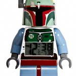 Boba Fett Lego Clock