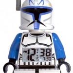 Captain Rex Clone Lego Clock