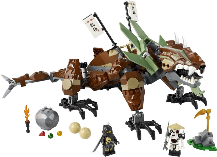 The top 5 lego ninjago sets of 2011 - Lego ninjago dragon a 4 tetes ...