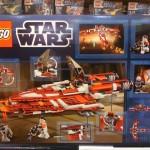 Lego Republic Striker Starfighter 9497 Box Back