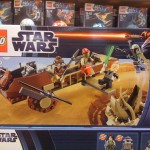 Lego Star Wars Desert Skiff 9496 Box Front