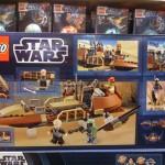 Lego Star Wars Desert Skiff 9496 Box Back