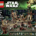 LEGO 10236 Ewok Village Box