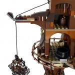 LEGO 10236 Ewok Village Chewbacca Captured