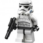 LEGO 10236 Ewok Village Endor Stormtrooper