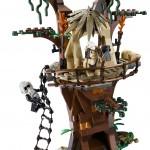 LEGO 10236 Ewok Village Tree Left