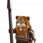 LEGO 10236 Ewok Village Wicket Minifigure