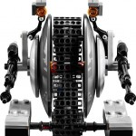 LEGO 2013 Corporate Alliance Tank Droid | Set 75015 Back View