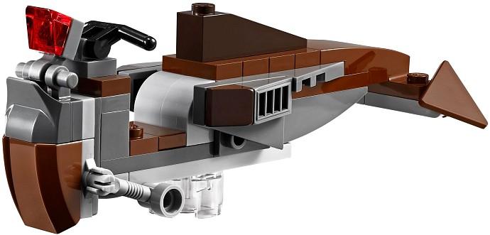 LEGO Duel on Geonosis 75017 2