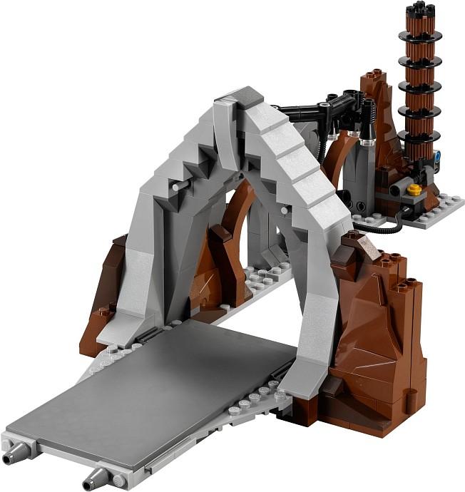 LEGO Duel on Geonosis 75017 3