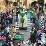 Lego Star Wars Yoda Event_Ryan McNaught builds head (2)