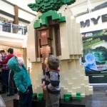 Lego Star Wars Yoda Event_Sam ONeill and Alex Ballard