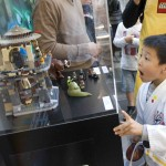 LEGO Star Wars May 4th Yoda Event_excited Oliver Leng
