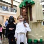 Lego Star Wars Yoda Event_mini Darth Vader and Princess Leia