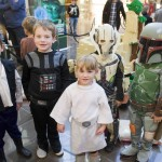 LEGO Star Wars May 4th Yoda Event_young fans