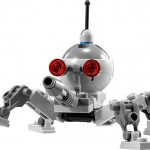 Lego 2013 Homing Spider Droid